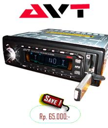 Head Unit DVD Mobil Player AVT-AVR-7088