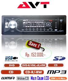 Head Unit DVD Mobil Player AVT-AVR-9022