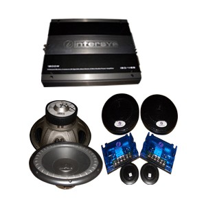 foto paket audio intersys