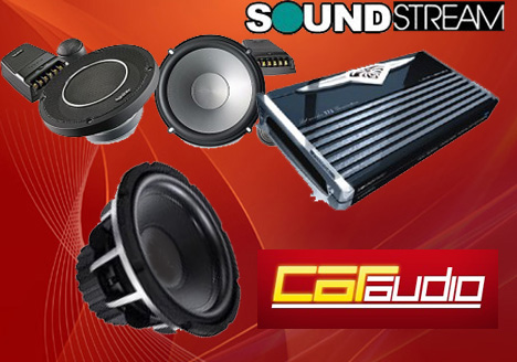 foto paket audio soundstream