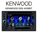 KENWOOD-DDX-4038BT