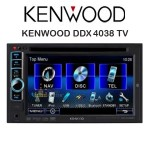 KENWOOD-DDX-4038TV