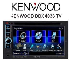 KENWOOD-DDX-4038TV