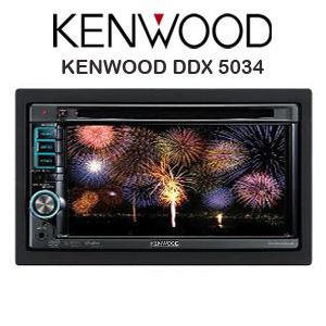 tv double din mobil kenwood-ddx-5034