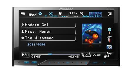 tv mobil pioneer-avh-3450dvd