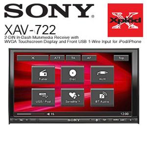 SONY-XAV-722