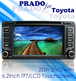 TV Mobil for Toyota