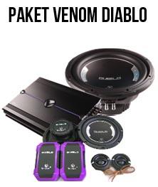 Paket audio Venom Diablo