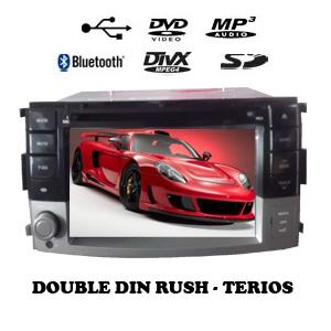 TV mobil Rush Terios