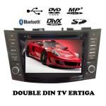 Double Din TV mobil ERTIGA