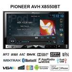 Pioneer AVH X8550BT