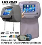 Tanaka MH-709 DVD