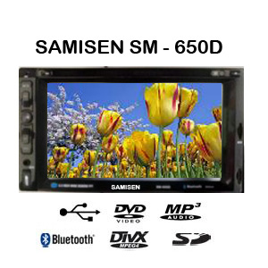 double din-tv-mobil-samisen-sm-650d