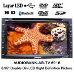 Audiobank AB TV 6916