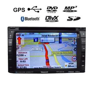 GPS mobil Thumb TP 6510