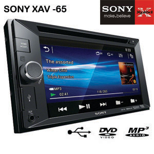 Head Unit Sony XAV-65