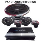 Audio mobil Hifonics