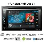 Pioneer AVH 265BT