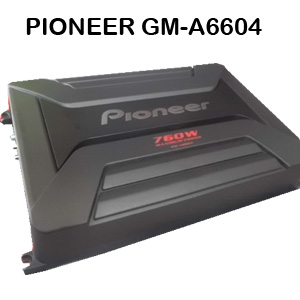 power Pioneer GM-A6604