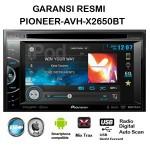 Pioneer AVH-X2650BT