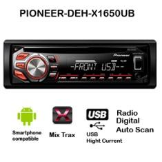 Pioneer-DEH-X1650UB