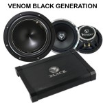 Venom audio mobil Black Generation