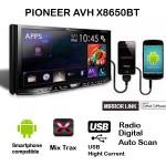 Pioneer AVH X8650BT