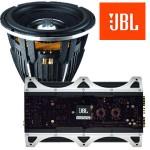 JBL GTI audio mobil SPL Kompetisi