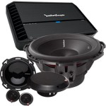 The Punch Rockfor Fosgate audio mobil
