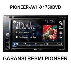 Pioneer AVH X1750DVD
