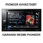 Pioneer AVH X2750BT