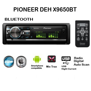 photo head unit mobil