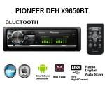 Pioneer DEH X9650BT