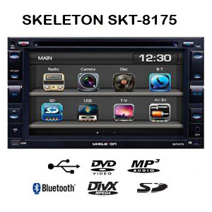head unit skeleton-skt-8175
