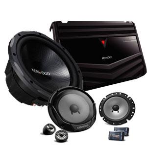Kenwood audio mobil SQ series