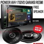 Pioneer AVH 175DVD