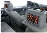 TV mobil dan headrest monitor multimedia