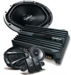 Sony XS Series audio mobil
