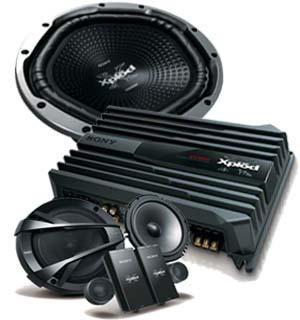 sony xs audio mobil