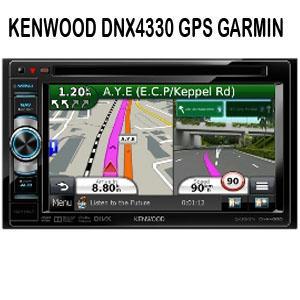 Kenwood DNX 4330