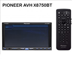 Pioneer AVH X8750BT