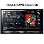 Pioneer AVH X4750DVD