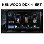 KENWOOD DDX-415BT