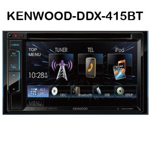 KENWOOD DDX-415BT