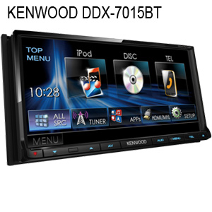 Kenwood-DDX-7015BT