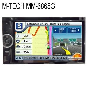 MTECH MM-6865G GPS