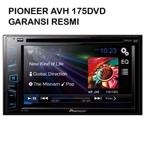 Pioneer AVH 175DVD Promo