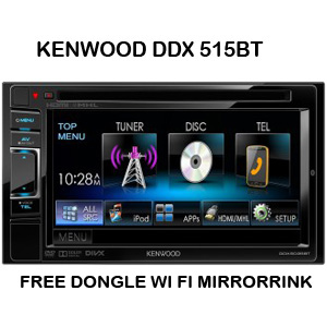 KENWOOD DDX 515BT