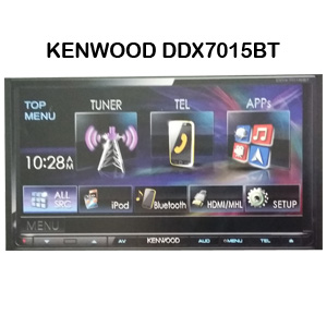 KENWOOD DDX 7015BT