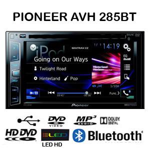 Pioneer AVH 285BT